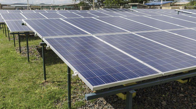 Solar panel Nigeria